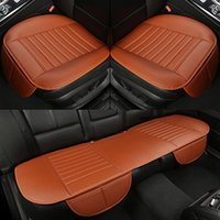 Car Seat Covers Universal Leather For All Models F30 F10 E46 X5 E70 X1 X3 E39 X4 F11 Styling Cushion