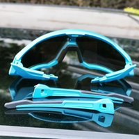 Outdoor Eyewear Cycling Sunglasses Sports Road Mountain Bicycle Fishing UV400 Glasses Riding I6V3