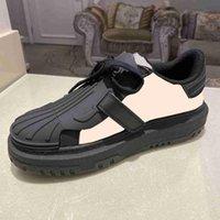 Zapatillas de deporte de mujer Mujeres, zapatos casuales, zapatos casuales, con ondulación de agua, zapatillas de deporte de la zapatilla de la zapatilla de la zapatilla de la zapatilla de la zapatilla de la zapatilla de la zapatilla de la zapatilla de la zapatilla de las señoras del entrenador de la fibra mezclada del entrenador de la becerro 35-42