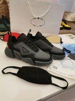 Luxurys Designers Мужчины Женщины Повседневная Обувь 2021 Капсульная Серия Камуфляж Стилистские кроссовки с коробкой Супер светло-резиновая платформа