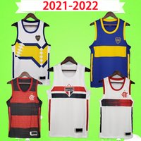 Flamengo الفانيلة 2021 2022 ساو باولو بوكا جونيورز كرة السلة جيرسي 21 22 هيرنانس كرة القدم قميص سترة camisa دي فيوتول المنزل الأبيض بعيدا الكبار قمصان رجالي nbb دييغو