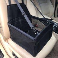 السفر الكلب غطاء مقعد السيارة للطي أرجوحة حالات الحيوانات الأليفة حقيبة حمل للقطط الكلاب transportin perro autostoel هوند