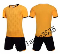 1128 Hommes Football Shirt Kits Jersey Football Taille Adulte Taille à manches courtes Suit Jogging Tracksuit Set