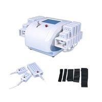 650nm 980nm láser dual longitud de láser máquina de adelgazamiento que quema de grasa pérdida de peso de pesas de pesas de peso hace que la piel se apriete y la elasticidad