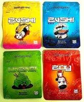 SF أحدث Zushi Mylar Bag Herb Zoy سستة أكياس التجزئة الجافة 3.5g التعبئة والتغليف الطفل prooretyf fung