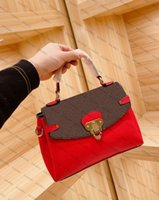 louis vitton bags Designer Handtaschen Retro Kontrast mit einer Schulter tragbare minimalistische Mode 26 * 19 cm Frauen Luxurys Designer-Taschen 2021