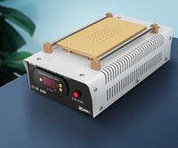 Separatore schermo per schermo mobile Pompa per vuoto integrata, macchina di rimozione, stazione di riscaldamento, set di strumenti di alimentazione della superficie di riparazione LCD