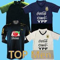 En Yeni 2019 2020 2021 Arjantin Futbol Giyim Rahat T Shirt Futbol Milli Takımı Eğitim Formaları Gömlek