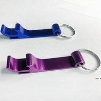 주방 도구 포켓 키 체인 맥주 병 오프너 발톱 막대 작은 음료 Keychain 링 원하는대로 많은 색상을 할 수 있습니다. DHE5289