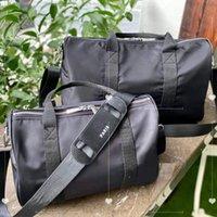 Verkaufen Weeperall duffel Bags Bandouliere 41 31 Frauen Männer Reisetasche Pure Black and White Gedruckt Hochwertiger Sport Outdoor Packs