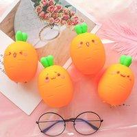 Anti-stress amusant molle carotte de carotte relaxant jouet fidget squishy antistress créativité sensoriel décompression adulte jouets fwe9237