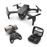 Droni R16 Telecomando Pieghevole Drone 4K HD Dual fotocamera Quadcopter Quadcopter Aerial Pografia Aerial RC Elicottero Gift Gift