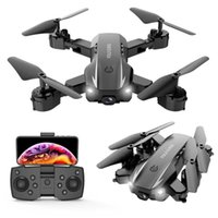 Grones A13 Drone 4K Profesional Pografia Aerial Pografia giocattoli con GPS Pieghevole RC Quadcopter Camera Zaino USB VS LS-E525 Pro