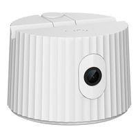 Treppiede TESTE 360 Rotazione VLOG Smart Seas-up Vlog Cradle Testa di tracciamento del viso Forniture con cavo di ricarica Manuale