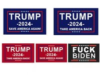 Trump Flag 2024 Election Flag Banner Donald Trump Flag Keep America Great Again Ivanka Trump Flags 150*90cm 3x5ft US Stock