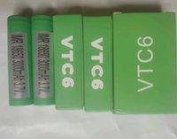أعلى جودة VTC6 IMR 18650 البطارية الأخضر 3000mAh 30A 3.7 فولت عالية استنزاف قابلة للشحن imr18650 ليثيوم vape mod مربع لسوني في المخزون