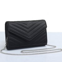 Luxury Designers Evening Bags Cross Body Style Fashion Women's Shoulder Bag Chain Purse Lady Handbag Messenger With 5 Color 517