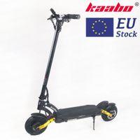 Kaabo Mantis Scooter 10inch 2000W Dual Motor Mantis10 Pro + Gold Color Electric Skateboard Два колеса 60 В 24,5Ах