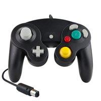 Vogek Kablolu Gamepad Nintend NGC GC Denetleyici Wii Wiiu Gamecube Joystick Joypad Oyun Aksesuar için 210317