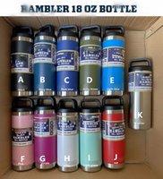 18 once isolato BENKET GLI BAGGINO BOLCELLO 304 Bottiglie di acqua sottovuoto in acciaio inox Sport all'aperto Drinkware a freddo
