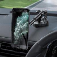 10 шт. Растяживаемый магнитный автомобильный монтажный держатель телефона регулируемый для стола для лобового стекла с держателями базовых элементов всасывания