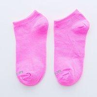 Moda estate uomini e donne design calze a colori solido cotone mescolato comodo calzini giovani calzini sportivi calzini da uno taglia unica