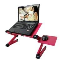 Laptop-Kühlkörper-einstellbare Ständer tragbare Basis-Notebook-Unterstützung für Halter Computer-Tablet-Tabellen