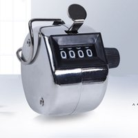 Numéro de 4 chiffres Mini Main Tally Compteur de golf numérique Comptage manuel de l'entraînement MAX. 9999 Counter Wholesale BWF5929