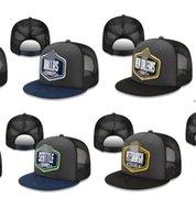 Futebol 2021 Draft Cap Snapback Team Chapéus Grafite Black Color Mix Match Order Todos os Caps Top Quality Ajustável Hat A17