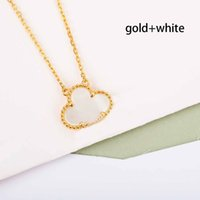 S925 silver pendant necklace rhombus clasp with nature shell stone for women and girl friend birthday gift excellent quality PS4195