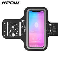 MPOW спортивный спортзал корпус для iPhone X держатель моды для чехол для iPhone на руках смартфон сотовые телефоны ручной сумка с карманным карманом
