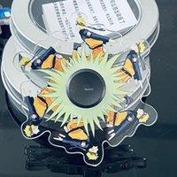 2021 Top Naruto 3D Phantom Dynamic Run FingerId Spin girro in ferro scatola