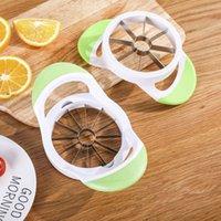 Watermelon Bread Divider Kitchen Gadget Stainless Steel Apple Slicer Fruit Separator