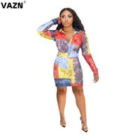 Autumn Arrival Indie Folk Young Vintage Sexy Daily Style Full Sleeve Women High Waist Thin Midi Dress Casual Dresses