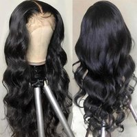 30inch Brazilian Body Wave Human Hair Wigs 13x4 Lace Closure Wig 180 Density Pre Plucked Lace Front Wigs gagaqueen hair