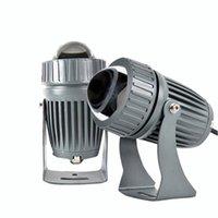 Ângulo estreito do grau do projetor do diodo emissor de luz do projetor do projetor das luzes do projetor da parede do projector IP65 do projector do projector de 10W