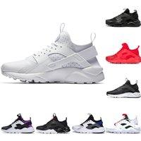Alta Qualidade Designer Huarache Ultra 4.0 Surache Correndo Tênis para Mens Womens Triple Branco Todos os Black Huraches Harache Trainer Sports Sneakers
