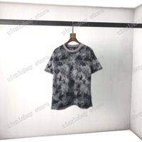 2021 디자이너 Mens Womens T 셔츠 폴로 자카드 직조 남자 파리 패션 티셔츠 최고 품질의 티스 스트리트 짧은 소매 Luxurys Tshirts 화이트 블랙