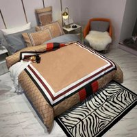 Literie king size ensembles de lave-linge de machine coton coton coton couverture couvre oreiller couvre-oreillers couvre-lit