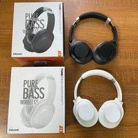 J-HL Tune BT800 Bluetooth Wilreless 헤드폰 이어폰 헤드셋 브랜드 이어폰 소매 상자 화이트 블랙 2Colors
