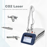 Beauty Fractional 60W Co2 Laser Machine Scar Removal 10600Nm Facial Resurfacing Vaginal Tightening Device