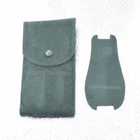 Perpetual Green Watch Box Cloth Bag Boxes Collect Gift Plush fabrics Protect Hanbelson Caja