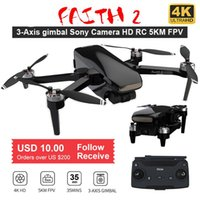 Faith 2 Drone 4K 3-Axis Gimbal HD Camera GPS WiFi Profissional Brushless RC Quadcopter 5KM 35Mins Drones VS SG906 Pro