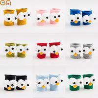 Herfst, Winter Nieuwe Kinderen katoenen Sokken Jongen, Meisje, Baby, baby mode Creatieve 3D grote ogen Sokken. voor Kinderen Hoogwaardige A0512