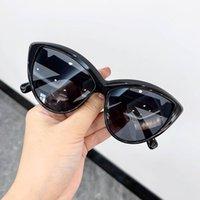 Outdoor Eyewear Cat Eye Fashion Sunglasses Women Vintage Designer Sun Glasses For Female UV400 Men Shades Gafas De Sol