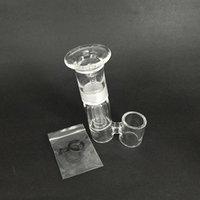 G9 Sostituzione Glass Borsa Attacco Pipes Bobbler Bongs per HENAIL PEN PEN PLUS Penne a secco Penne VAPA VAPE Filtro dell'acqua