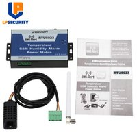 GSM 3G الرطوبة الرطوبة Sensorpower فقدت الرسائل القصيرة تنبيه مراقبة عن بعد DC Power Timer Report App التحكم RTU5023 أنظمة الإنذار