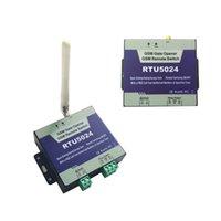 Kinjoin Verwendung für Swing Gleittüre RTU5024 GSM Gate Opener Relaisschalter Remote Access Control durch freie Anruf-App-Unterstützung