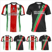 2021 CD Palestino Futbol Formaları Eve Uzakta Pembe 2022 Cornejo Aranguiz Larrivey Henriquez Montillo Lenis Futbol Gömlek