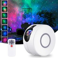 Star Projector Galaxy Projector with LED Nebula Cloud Star Light Projector with Remote Control for Kids Adults Bedroom